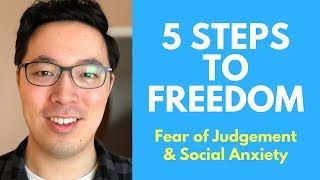 Download Fear of Judgement & Social Anxiety: 5 Steps That Will Set You FREE Video
