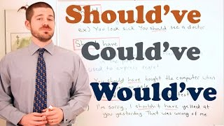Download Grammar Series - How to use Should have, Could have and Would have Video