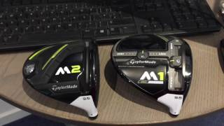 Download TAYLORMADE M1 VS M2 Video