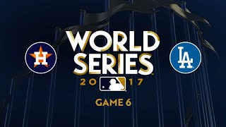 Download WS2017 Gm6: Dodgers' pen excels to help force Game 7 Video