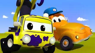 Download Lakiernia Toma - Mały Czaruś - Miasto Samochodów 💧 Bajki samochodowe dla dzieci Video