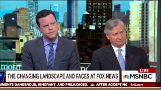 Download MSNBC Regular and Trump Friend Donnie Deutsch Says Fox News is not changing focus Video