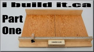 Download How To Make A Table Saw Sled Part 1 Video