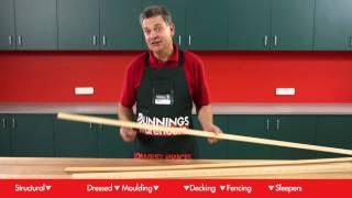 Download Timber Basics - DIY At Bunnings Video