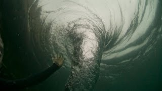 Download Swimming with a Whirlpool! (Ocean Whirlpool) Video