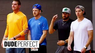Download THE DUDE PERFECT SHOW | Cory Cotton Takes On A Ping Pong Champion! Video