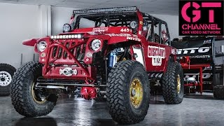 Download The World's Toughest Jeep - Off Road Evolution's EVO1 Video