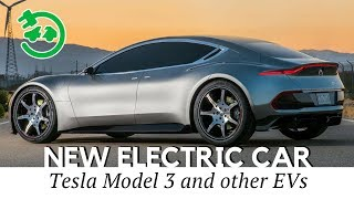 Download Tesla Model 3 and 10 New Electric Cars to Be Excited About Video