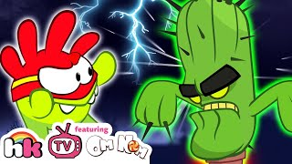 Download Om Nom Stories - Super Noms: Cactus Attack | Cut the Rope | Funny Cartoons for Children HooplaKidzTV Video