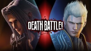 Download Sephiroth VS Vergil (Final Fantasy VS Devil May Cry) | DEATH BATTLE! Video