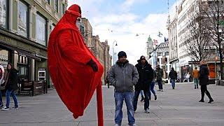 Download Levitating man trick revealed Video