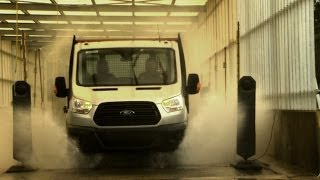Download Torture testing the All New Ford Transit! Video