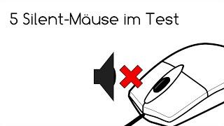 Download 5 Silent-Mäuse im Test - Die beste geräuschlose Maus für leises Arbeiten am Computer Video