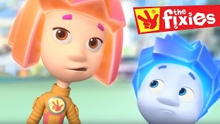 Download Kids Show ★ The Fixies English - 1 HOUR COMPILATION ★ Video