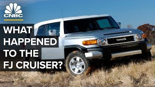 Download Why Toyota Killed The FJ Cruiser Video