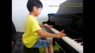 Download Piano Prodigy Tsung Tsung plays bumblebee Video