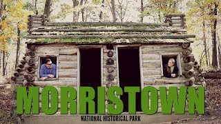 Download Morristown National Historical Park - Washington's Headquarters (Vlog) Video
