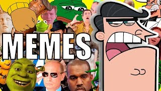 Download Fairly OddParents Memes!   Butch Hartman Video