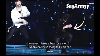 Download 【BTS】Jungkook's accident on stage & his professional response Video