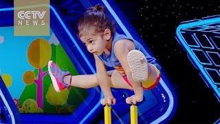 Download Impossible Challenge: Gymnastics Boy Arat Hosseini from Iran! Video