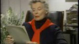 Download KATHARINE HEPBURN READS A LETTER SHE WROTE TO SPENCER TRACY Video