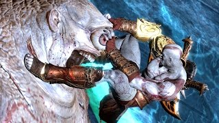 Download God of War 3 Remastered Walkthrough Giant Scorpion Boss Fight Ep 14 Video