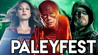 Download DCTV/Arrowverse Paleyfest 2017 Panel - The Flash, Supergirl, Arrow, Legends of Tomorrow Video