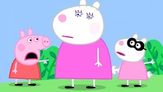 Download Peppa Pig Official Channel | Peppa Pig and Suzy Sheep's Secret Club Video