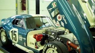 Download Under the hood of the Shelby Daytona Video
