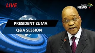 Download President Zuma answers questions in the National Assembly: 23 November 2016 Video