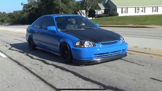 Download $300 Civic Project, RESTORATION, Built On A Budget Video