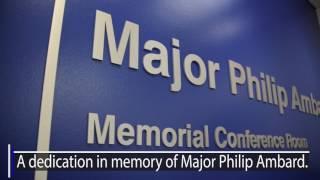 Download The Major Philip Ambard Memorial Conference Room Video