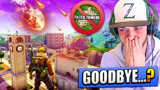 Download The *LAST DAY* of TILTED TOWERS in Fortnite: Battle Royale...? Video