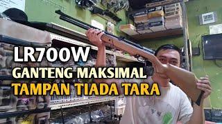Download Senapan Angin Import GREYHOUND LR700W / Artemis / Snowpeak Air Rifle. Unboxing dan Review Singkat Video