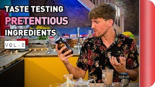 Download Chefs Vs Normals Taste Testing Pretentious Ingredients | Vol. 2 Video