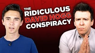 Download We Need To Talk About The Disgusting David Hogg Conspiracy Theories And More... Video