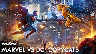Download Marvel VS Dc - Top 10 Copy Cat Characters | Explained in HINDI Video