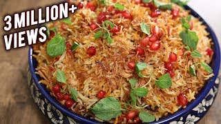 Download How To Make Vegetable Biryani | Easy Homemade Biryani Recipe | The Bombay Chef - Varun Inamdar Video