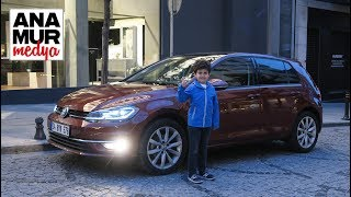 Download Volkswagen Golf 1.0 TSI 115 HP DSG 2019 Gece Baba Oğul Test Video
