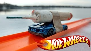 Download ROCKET FORD GT HOT WHEELS!!! Video