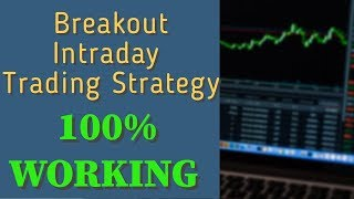 Download 1st 15 Minutes High & Low Breakout - Intraday Trading Strategy Video