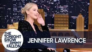 Download Jennifer Lawrence's Mom Revealed Her Horse Died During a Cheerleading Competition Video