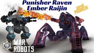 Download War Robots - Punisher Raven , Ember Raijin , and MORE!!! Video