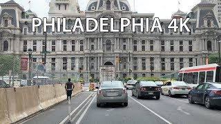 Download Drive 4K - The Most Historic Street in the US - Philadelphia USA Video