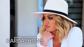 Download KUWTK | Khloé Kardashian's Peace Offering to Blac Chyna | E! Video