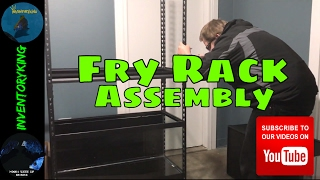 Download DIY Rack And Tank Construction In My African Cichlid Fish Room | Assembly And Painting Video