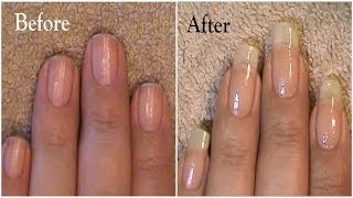 Download Going From Short Nails To Long Natural Nails 3 Month Nail Growth Video
