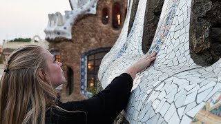 Download Crazy Architecture! Park Güell Barcelona Video