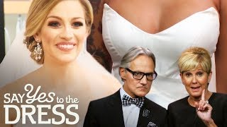 Download Monte & Lori's Most Impressive Wedding Dress Picks | Say Yes To The Dress Atlanta Video