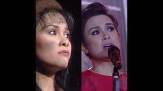 Download Lea Salonga 'On My Own' Then and Now (22 Years Apart) Video